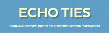 Echo Ties logo